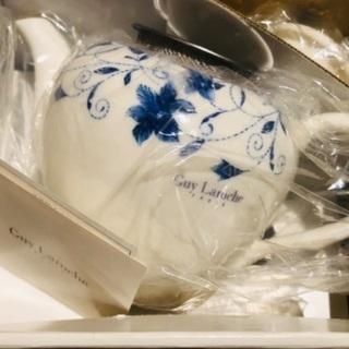 🍵ギ・ラロッシュ 茶器セット 未使用 - 生活雑貨