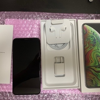 極美品!残責無し!iPhoneXs MAX 64GB 2021/...