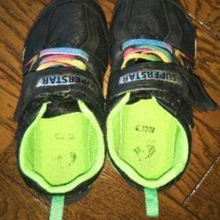 【取引中】男の子 17センチ靴