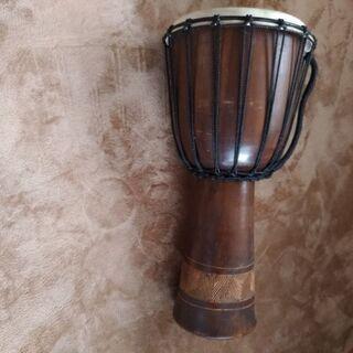 ●アフリカのジャンベ 太鼓●