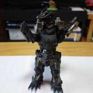 ムービーモンスターシリーズ メカゴジラ(重武装型)ブラック