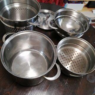 鍋セット の画像
