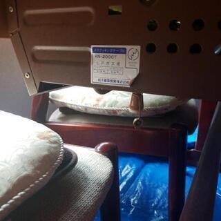 ダイニングテーブル ガスクッキング付き − 北海道