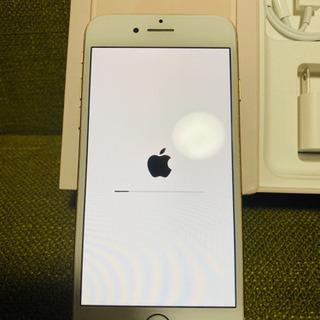 iPhone864GB GOLD  SIMフリー