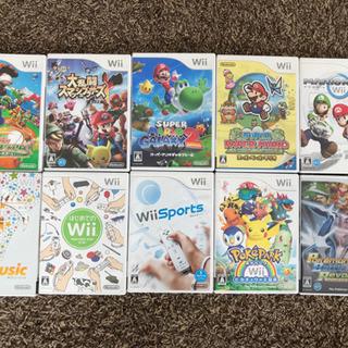 Wiiソフト10本