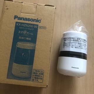 【ネット決済】Panasonic 最新型 ペットカメラ 新品箱入り