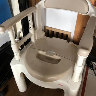 ポータブルトイレ 未使用品【値引応相談】