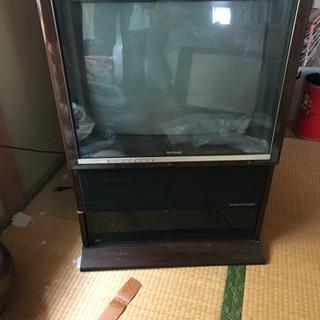 【無料引取希望】レトロなテレビ(TH24-F30AV)