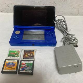 ① 任天堂 3DS ソフト4本セット!