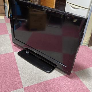 「直接引取希望」中古32v型地デジ液晶テレビ