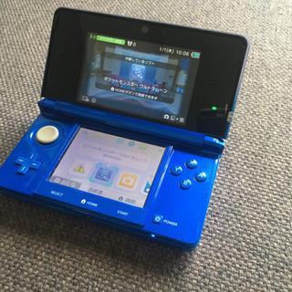 3DS コバルトブルー おまけ付き
