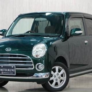 隠れた人気車ミラジーノ!このグリーンの色が似合います!【くるまの...