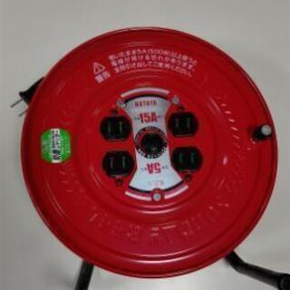 ドラム型延長コード・HATAYA.S-30型