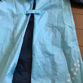 幼児児〜低学年幼児 レインコート カッパ 120cm  ズボン