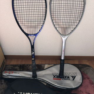 軟式テニスラケット