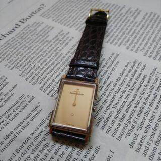 美品ジャガールクルト腕時計