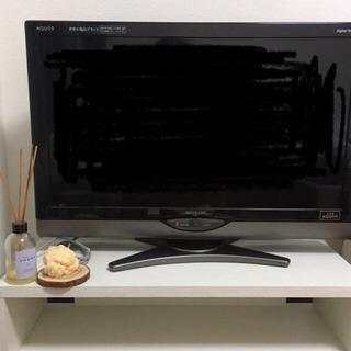 分解可)ニトリテレビ TV台ホワイト