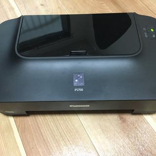 cannon pixus ip2700 プリンター 引き取…