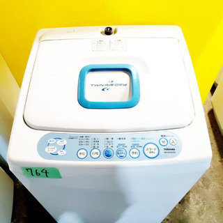 ①764番 TOSHIBA✨東芝電気洗濯機✨AW-42SG‼️