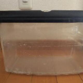 プラスチック製ケース