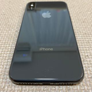 iPhone X Space Gray 256 GB SIMフリー