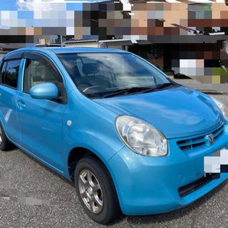 車検令和4年2月コミコミ価格! トヨタパッソ