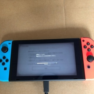 Nintendo switch 本体 中古品