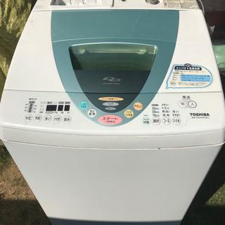 東芝洗濯機 不動品ジャンク