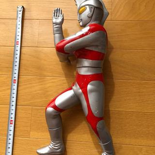 ウルトラマン ソフビ人形