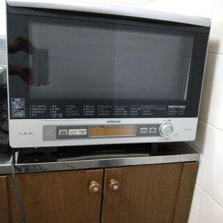 日立加熱水蒸気オーブンレンジ MRO-DV100