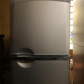 2ドア冷蔵庫あげます