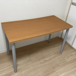 ※引き渡し予定者決定 ニトリ テーブル 120cm×60cm