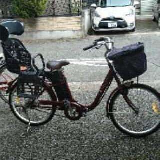 【訳ありの為格安】電動自転車風モペット バッテリー追加格安