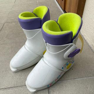 スキー ブーツ 靴 子供用 18cm スノーブーツ