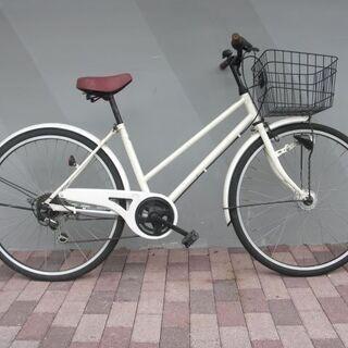 26インチ  シティサイクル  自転車  管理NO.202009...
