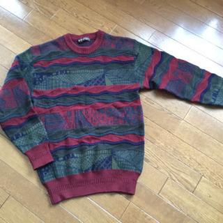 値下げ美品紳士用セーター