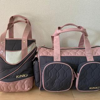 レディースゴルフ♡ボストンバック&靴入れセット