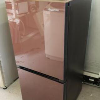 【2ドア冷蔵庫】高年式☆鏡面パネルで高級感を♪