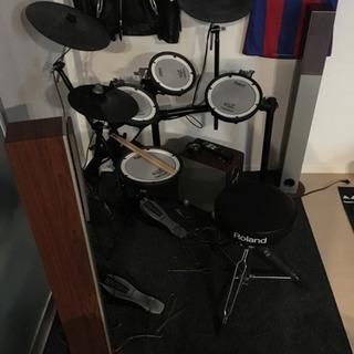 電子ドラム td-11 Roland vドラム