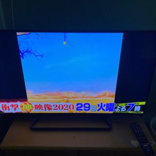 SHARPのテレビ LC-40W35