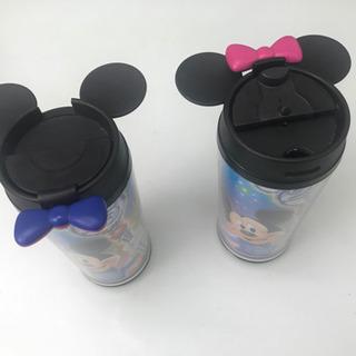 【限定品】ディズニー 25周年 タンブラー ペア