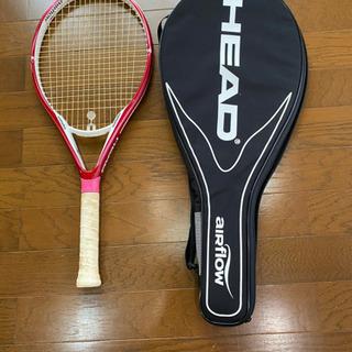 テニスラケット HEAD metallix airflow 女性用