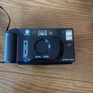 古いカメラと双眼鏡