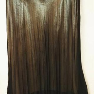 黒プリーツスカート Mサイズ  FREE'S  SHOP