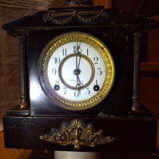 精工舎 SEIKO セイコー 置き時計