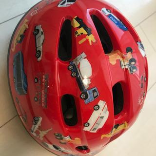 子供用ヘルメット トミカ