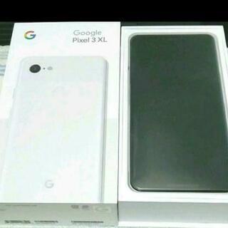 Google Pixel 3XL 128GB white simフリー