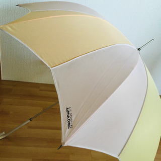ALPHA CUBIC アルファキュービック長傘②