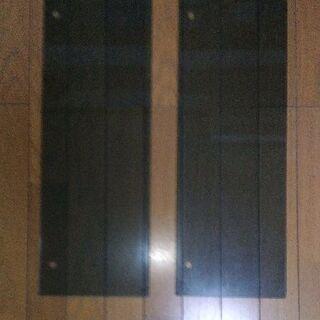 強化ガラス(グレー色) 1枚300円の画像
