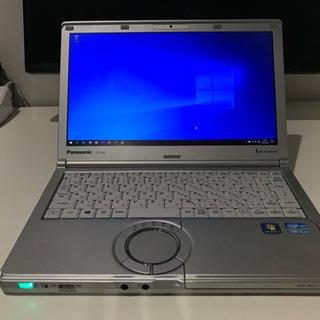 【PC】レッツノート SX2 メモリ16GB SSD240GB ...